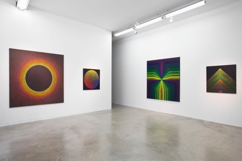 julio le parc exhibitions and biography
