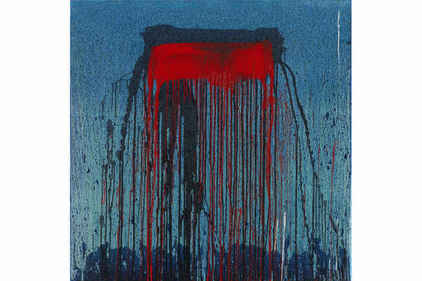 pat steir art
