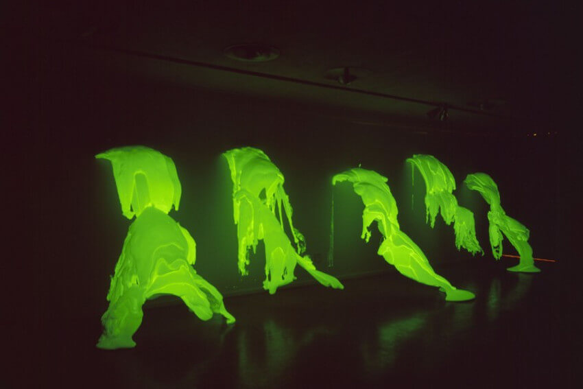 Gallery and museum exhibitions Lynda Benglis