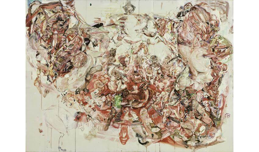 new Cecily Brown biography life and works