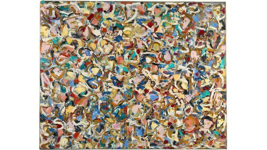 lee krasner little images series