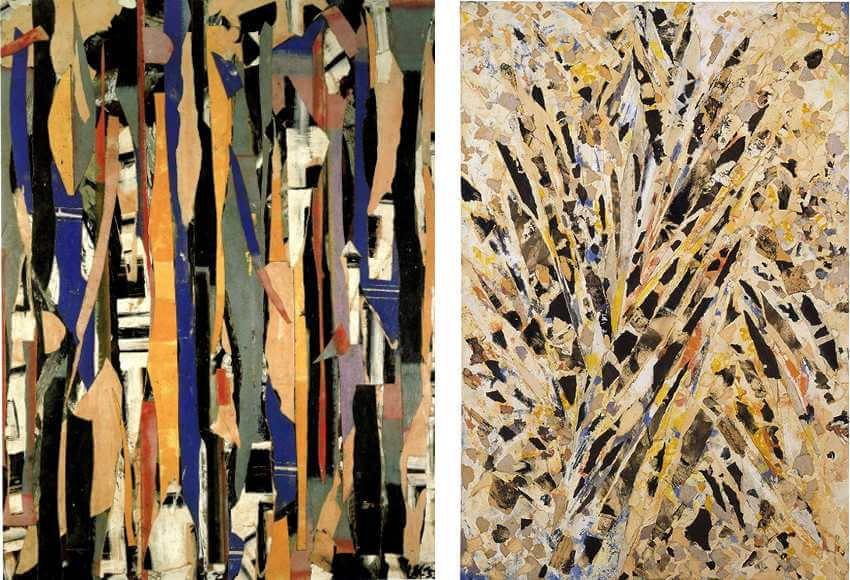 works of art by lee krasner