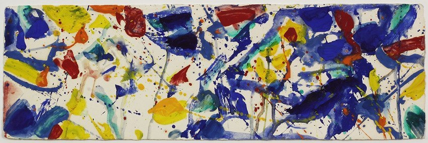 sam francis foundation