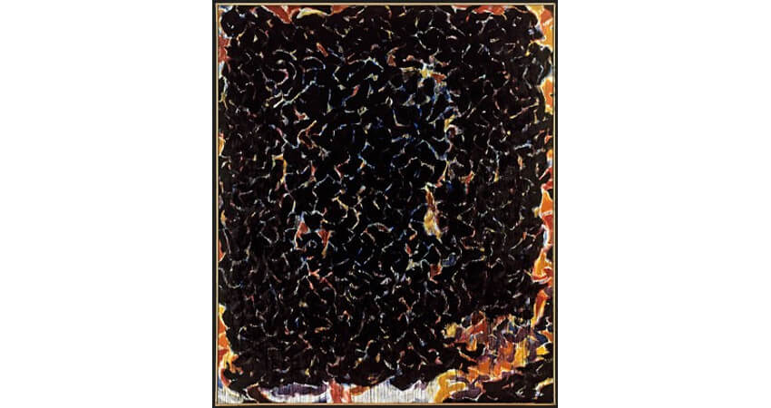 Gallery exhibitions of works by Sam Francis