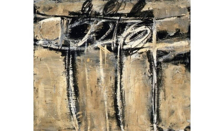Cy Twombly calligraphy and lettering