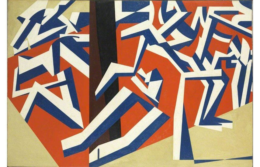 david bomberg tate modern london