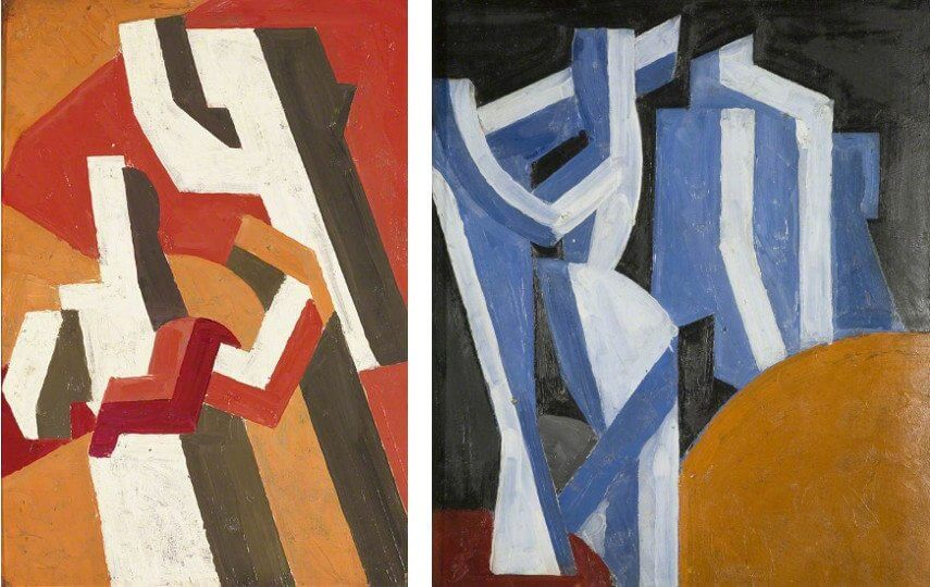 british artist david bomberg at tate modern gallery and museum