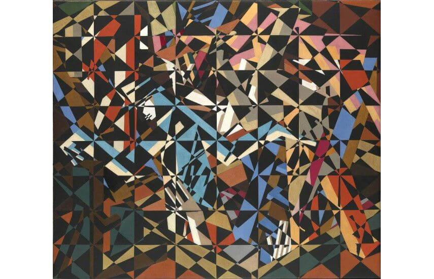 british artist david bomberg was born in 1890 and died in 1957