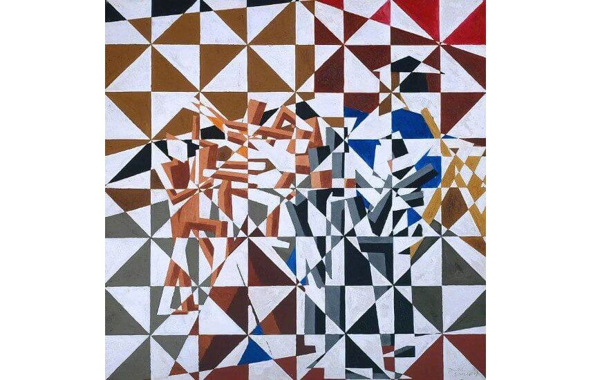 british painter david bomberg was born in 1890 and died in 1957