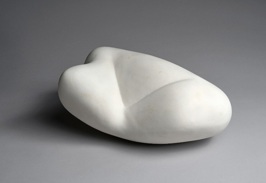 exhibitions of modern sculpture works by jean arp in paris and new york