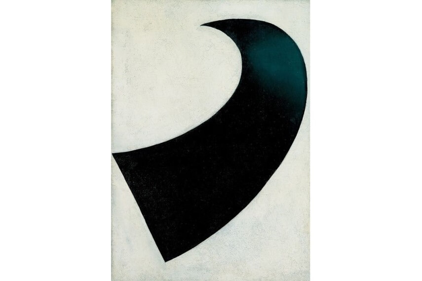 modern abstract art painting Kazimir Malevich