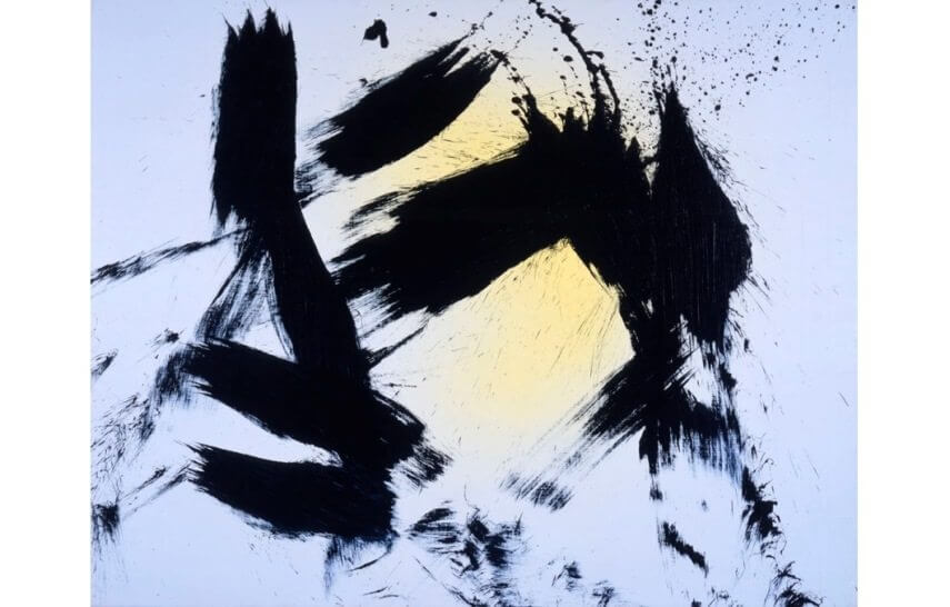 works life and biography of artist hans hartung who lived from september 1904 to december 1989