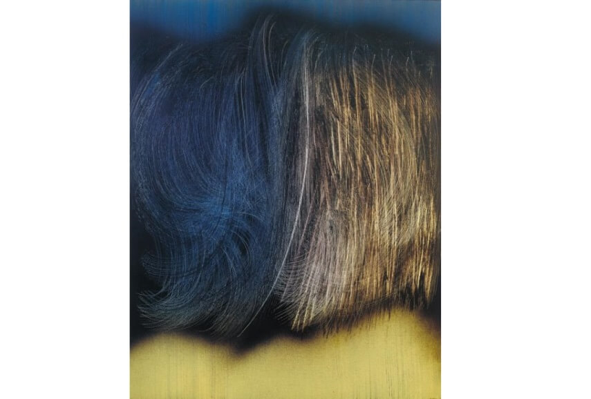 works life and biography of french german artist hans hartung