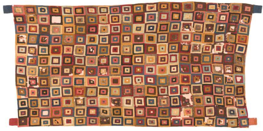 modern work by josef and anni albers on view at museum berlin germany