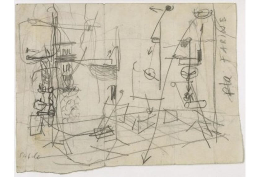 modern and contemporary art exhibition swiss artist jean tinguely 1925 - 1991