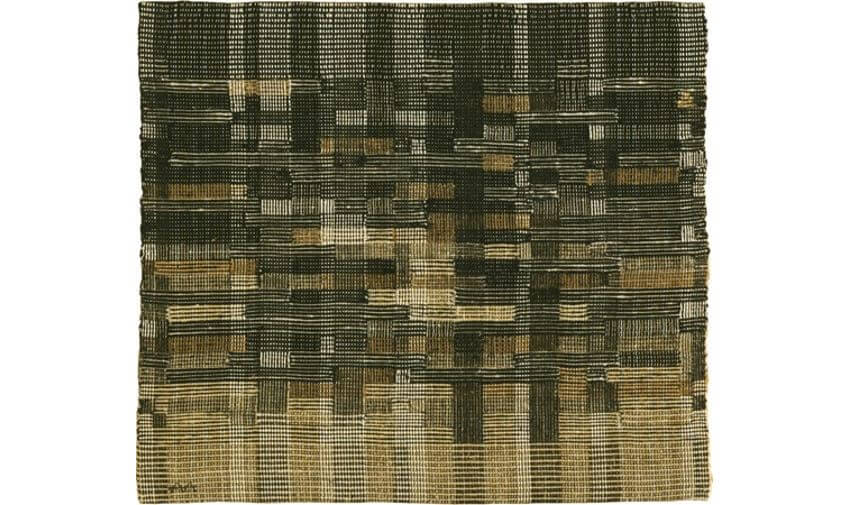 Anni Albers abstract textile design