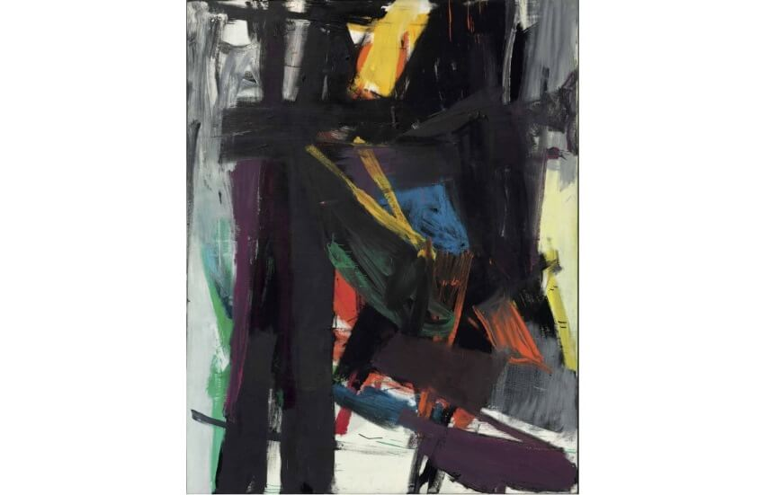 franz kline biography and modern pieces