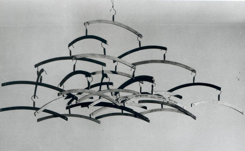 kinetic works by man ray