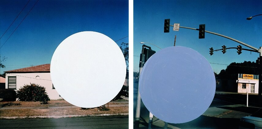 John Baldessari works and exhibitions