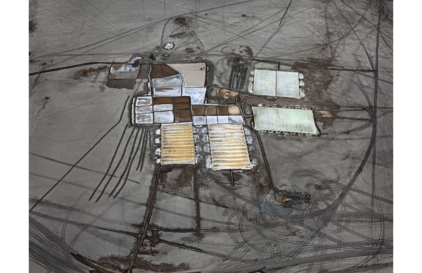 new books projects and works by edward burtynsky who won ted prize in 2005