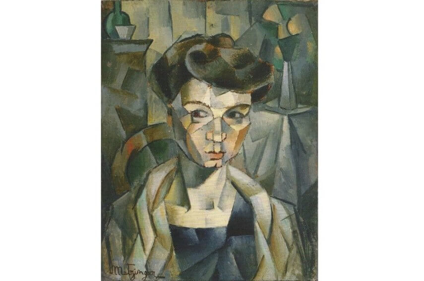 abstract art style of jean metzinger