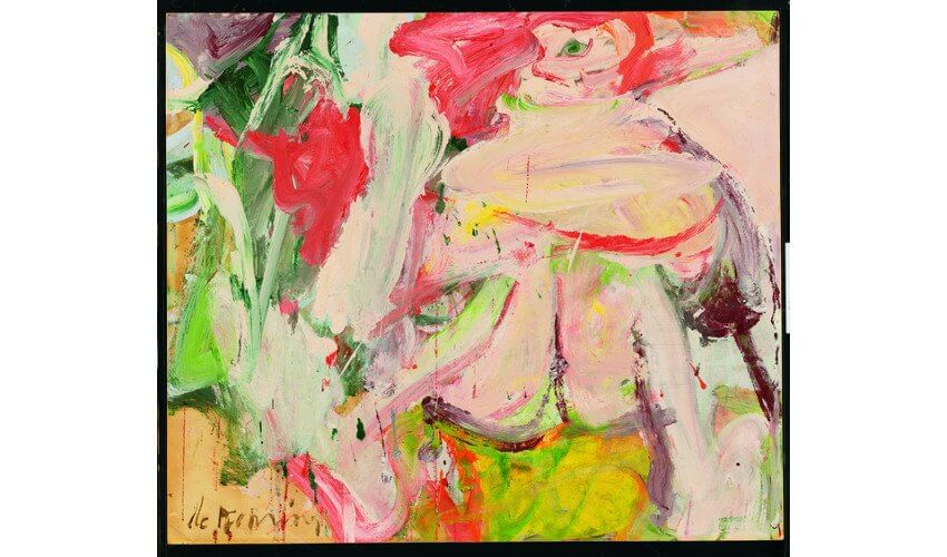 willem de kooning biography and works