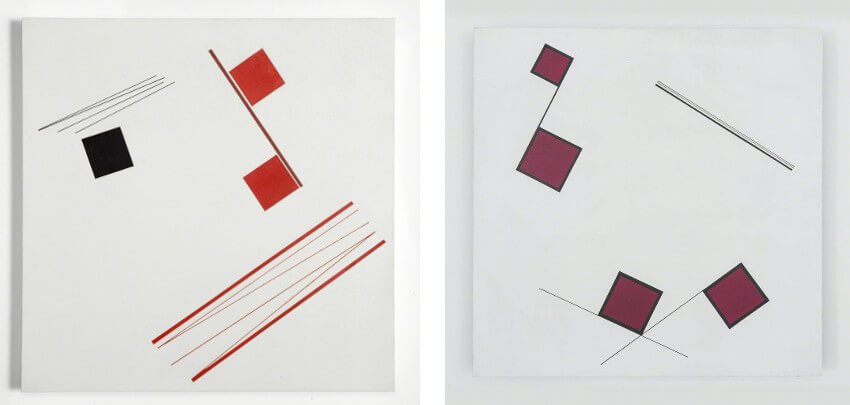 world exhibitions of works and installation series from 1950s by lygia pape from rio de janeiro