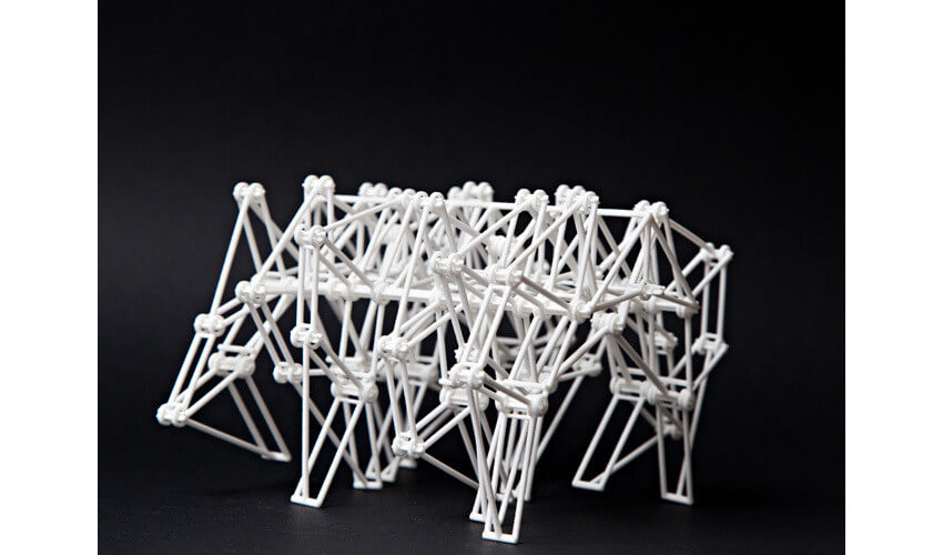 theo jansen and the best 3d printed art designs