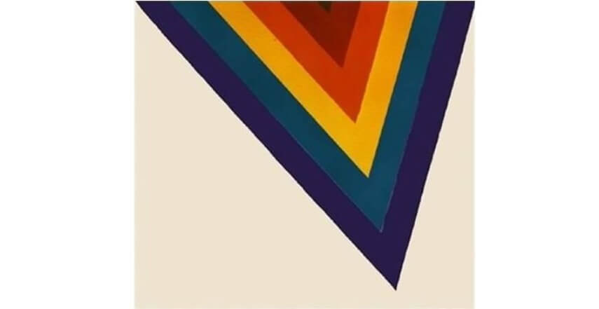 art painting by kenneth noland