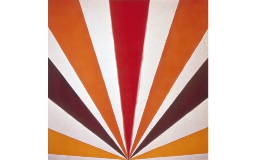 kenneth noland art