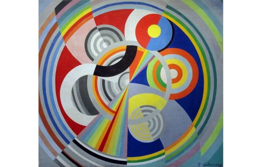 robert delaunay was a french artist who was born in 1885