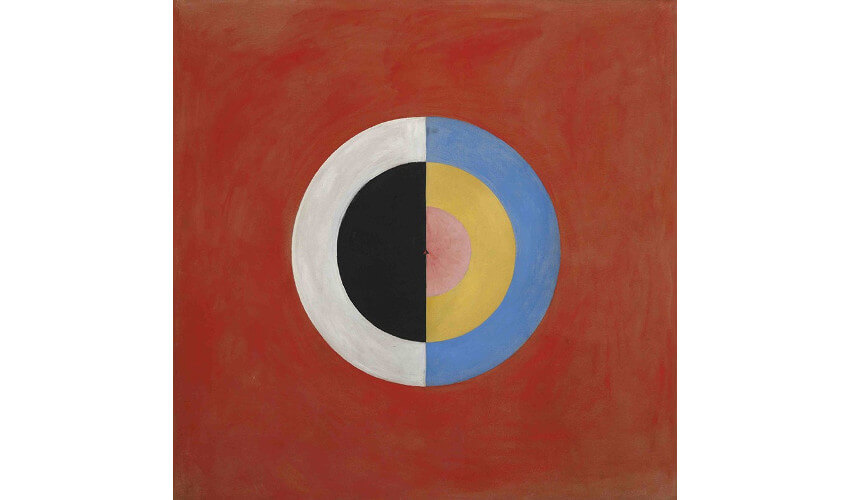 Exhibitions of work by Swedish artist Hilma af Klint