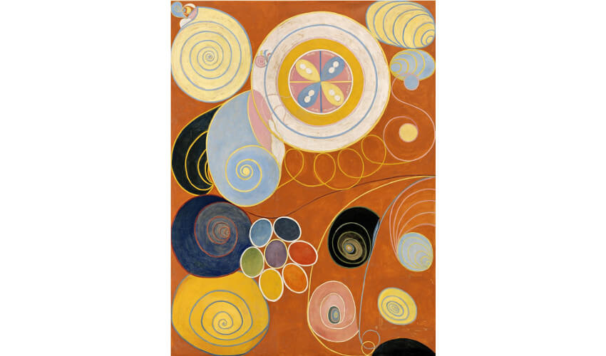 art and exhibitions by swedish artist hilma af klint