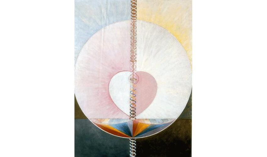 Hilma af Klint arts and exhibitions