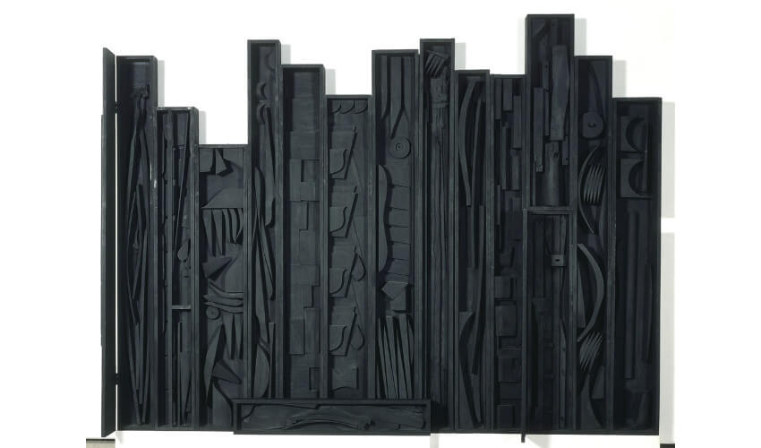 louise nevelson art
