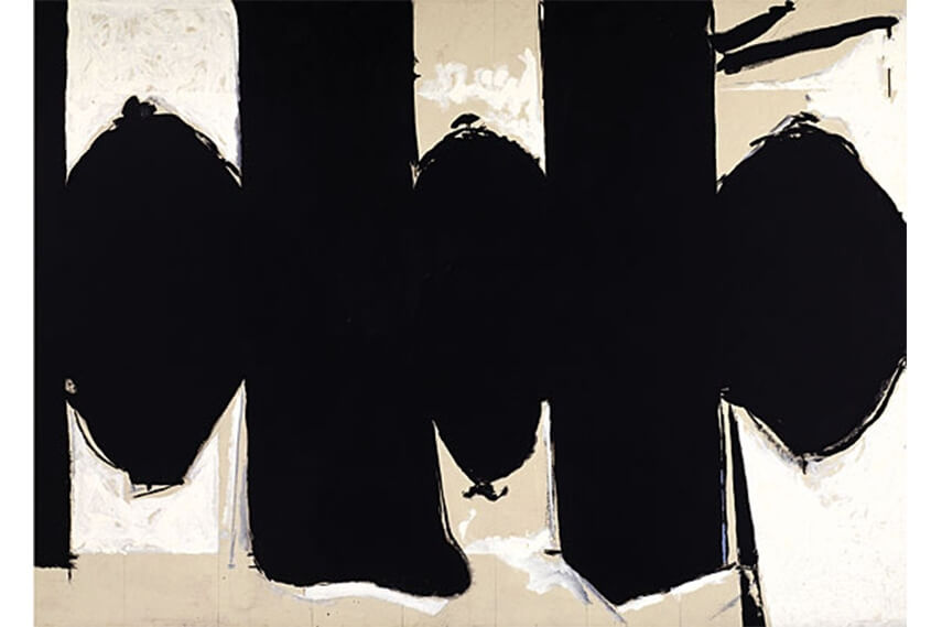history of large art painting by american artist robert motherwell mark rothko and kenneth noland