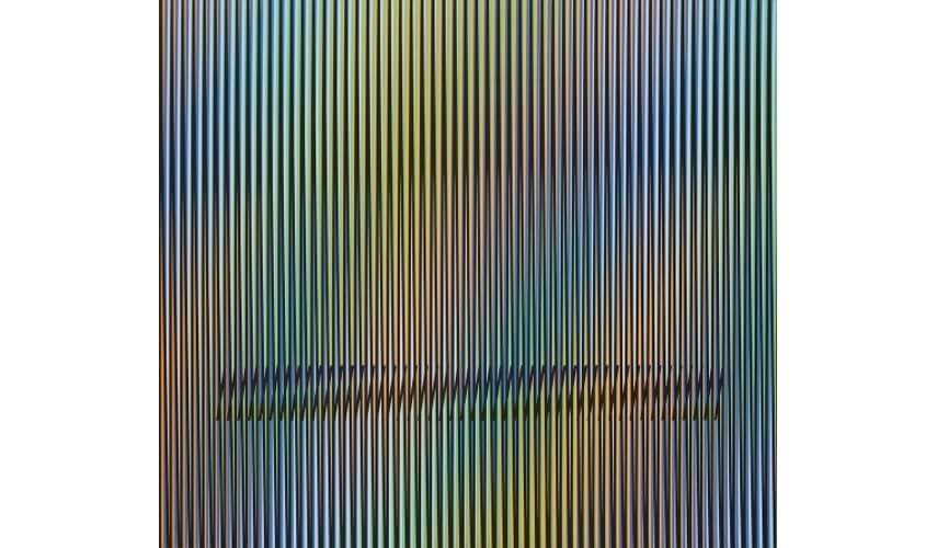 carlos cruz-diez painitng