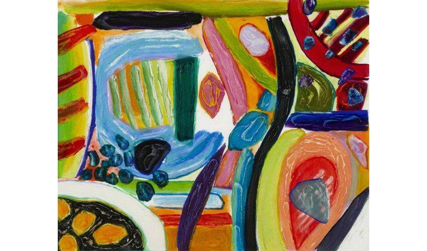 Gillian Ayres biography and exhibitions