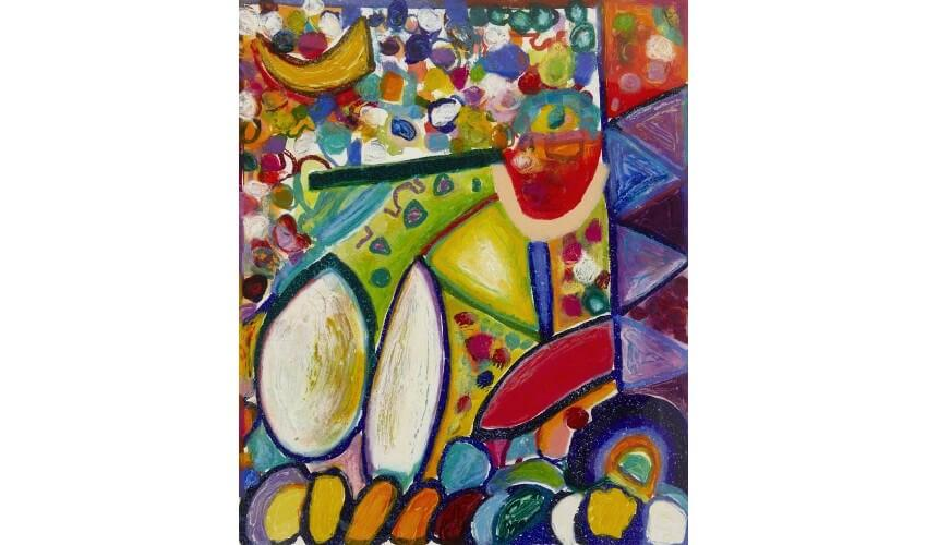 Gillian Ayres life and work