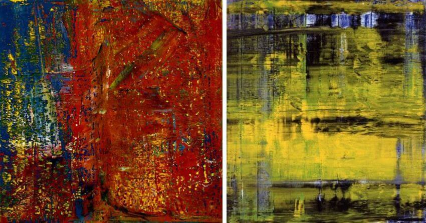 Gerhard Richter biography and exhibitions