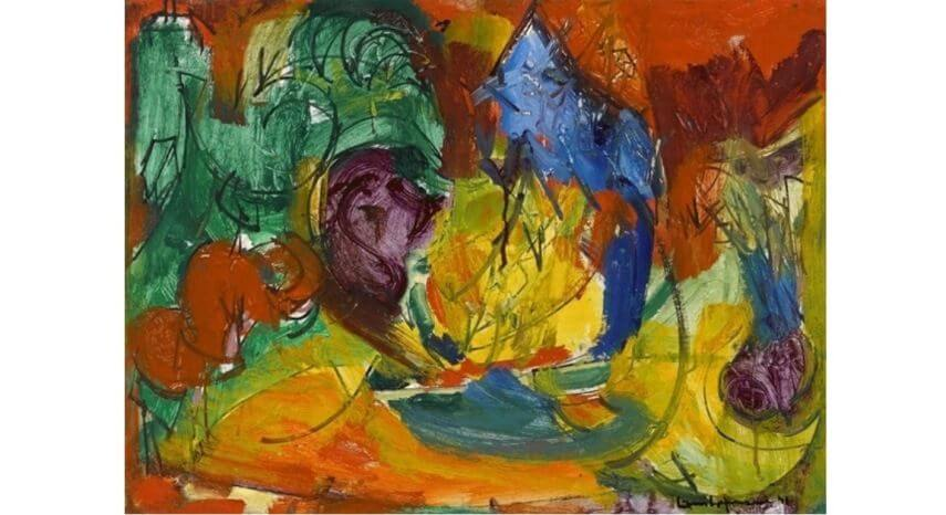 Hans Hofmann biography and exhibitions