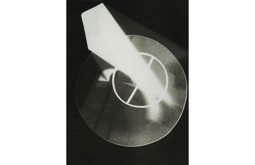 Exhibitions of Laszlo Moholy-Nagy a Hungarian painter photographer and professor in the Bauhaus school
