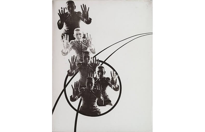 Laszlo Moholy-Nagy a Hungarian painter photographer and professor in the Bauhaus school was influenced by Constructivism