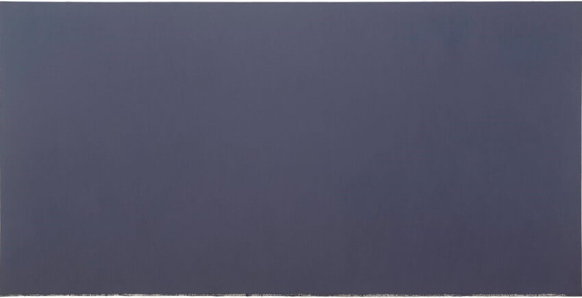 Brice Marden - The Dylan Painting
