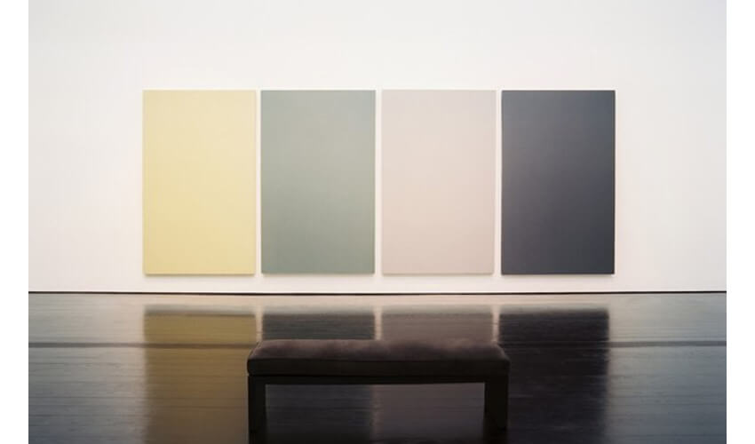 Brice Marden The Seasons