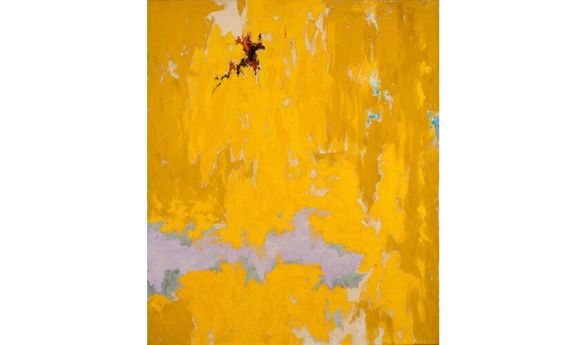 Clyfford Still abstract expressionism art