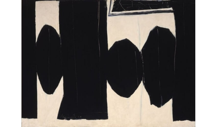 Robert Motherwell and abstract expressionism