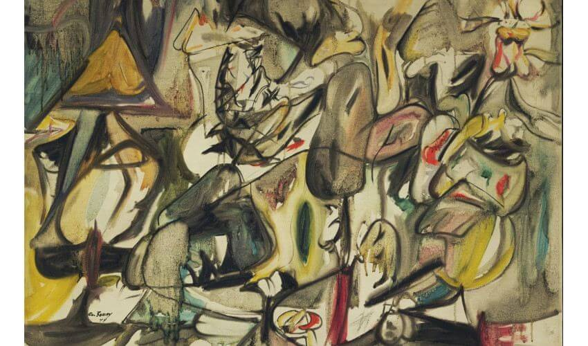 Arshile Gorky and abstract expressionism artists