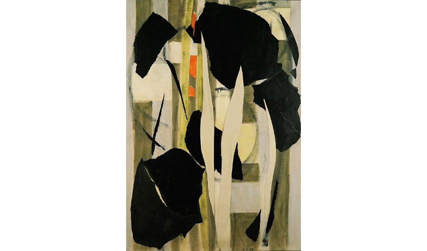 Lee Krasner and abstract expressionist artists