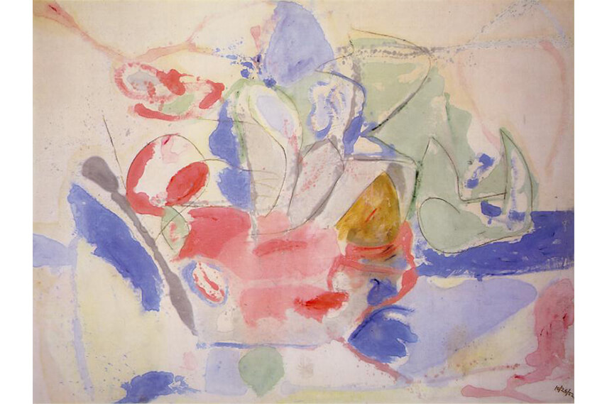 famous abstract art and examples of abstract art artists